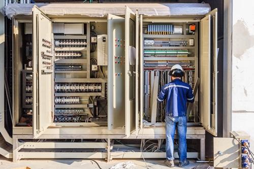 Remont rozdzielni 0,4kV inastawni elektrycznej