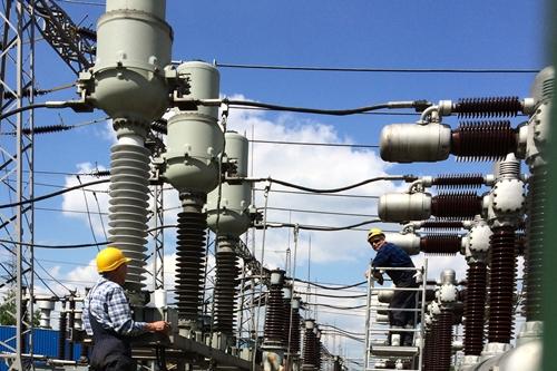 Remont rozdzielni 110, 15 i6kV, transformatorów GN 110kV, 13,8kV, 10,5kV, GN 6kV oraz sieci kablowych